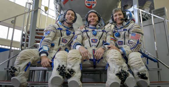 NASA / Next Space Station Crew Set for Launch Nov. 17, Watch Live on NASA TV