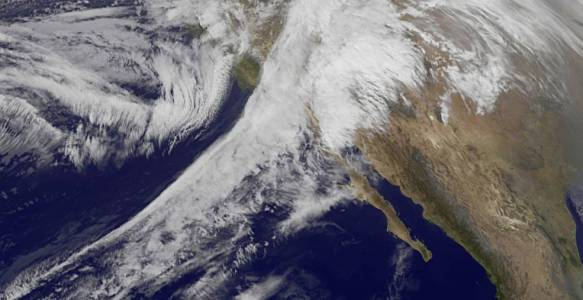 NASA / Sees Storms Affecting the Western U.S.