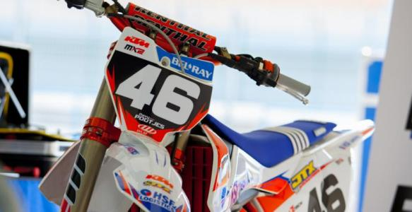 MXVICE / Injury Update: Davy Pootjes