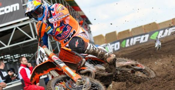 MXVICE / Saturday Report: MXGP of Germany