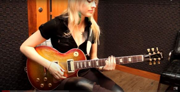 Emily Hastings – Pink Floyd Comfortably Numb solo