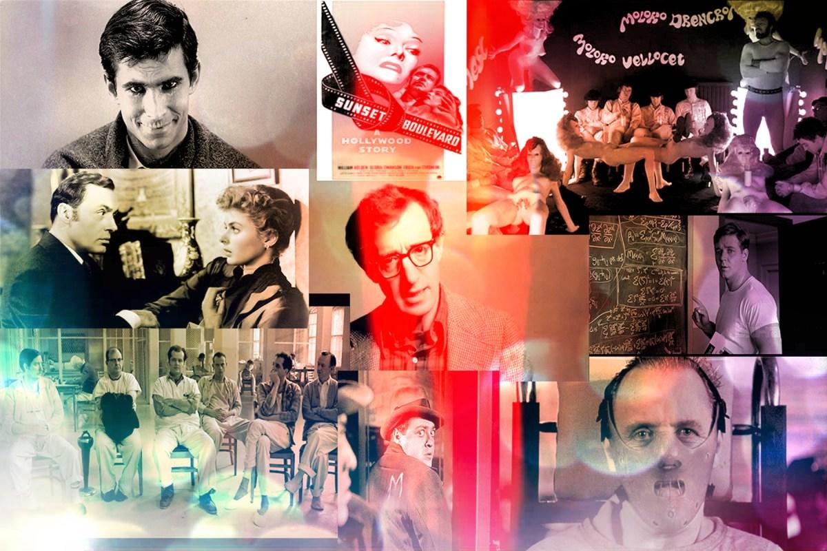 Una breve storia della Psichiatria attraverso l'immaginario del Cinema