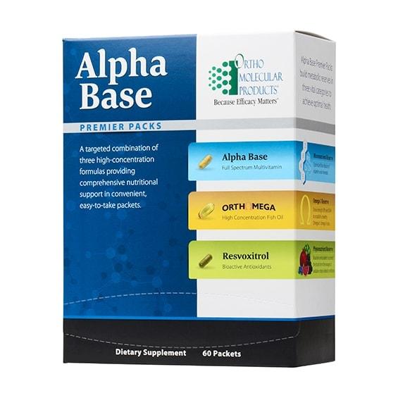 Alpha Base Premier Packs