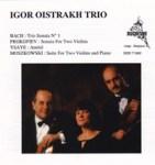 Cover:The Igor Oistrakh Trio