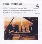 Cover:Trio Oistrakh