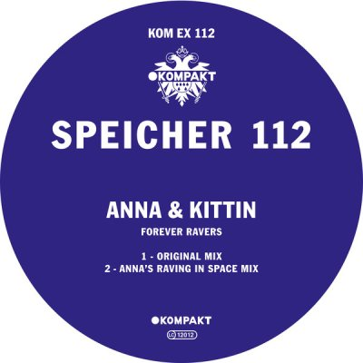 ANNA & KITTIN SPEICHER 112