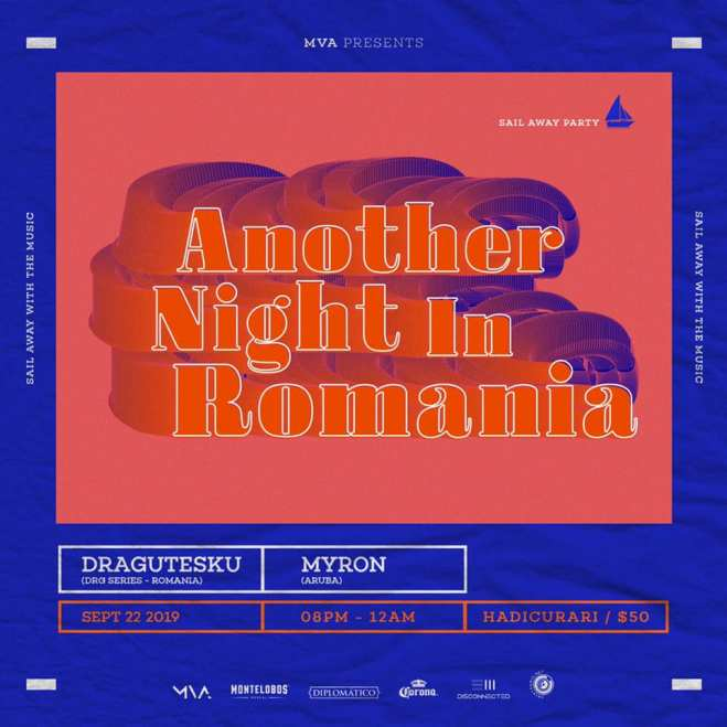 ministerie van ambiente presenta One Night in Rumania 2do dia