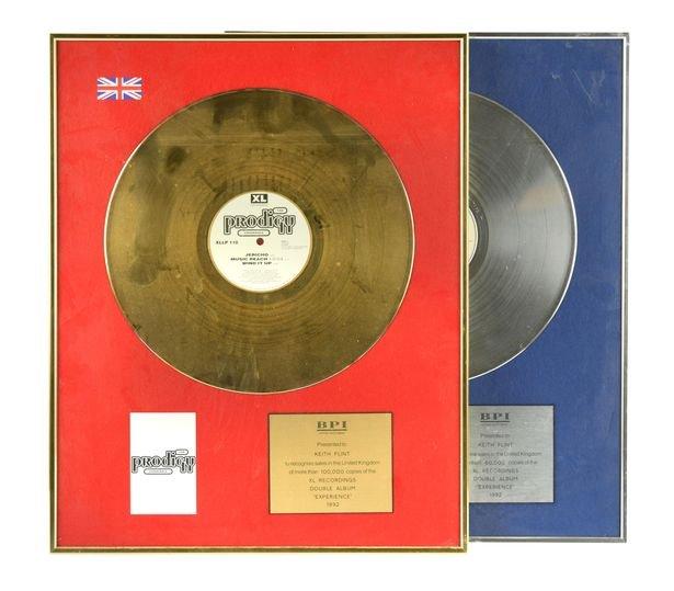 keith the prodigy albums de oro