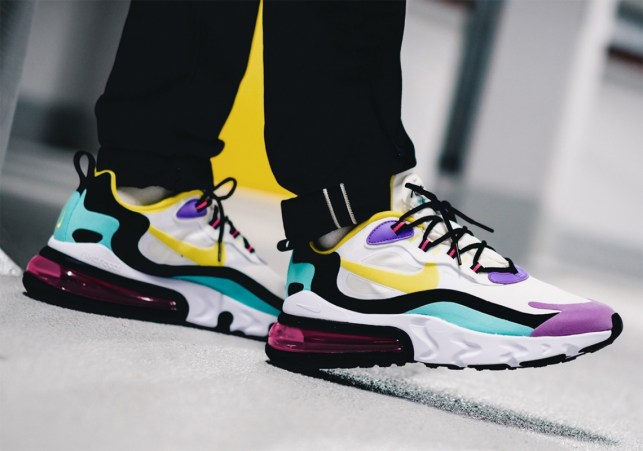 Nike air max 270 React Geometric Art