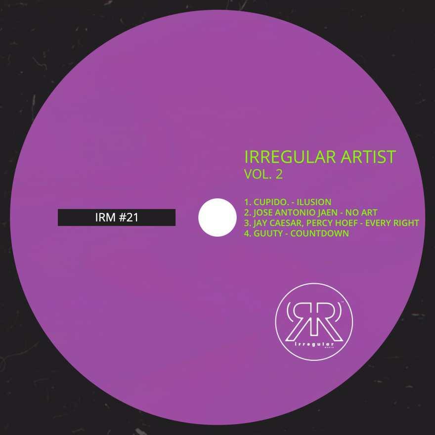 irregular musik presenta irregular artist VOL. 2