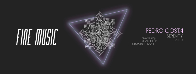 Lima-based label Fine Music, presents the exclusive reference Serenity EP by Pedro Costa, with remixes by Kevin Deep and Tommaso Pizzelli.