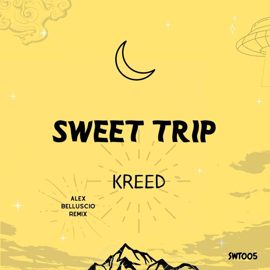 Metafloor Records co-owner and event organizer Kreed, is the headliner of Sweet Trip Music's 5th release, called First Steps EP.