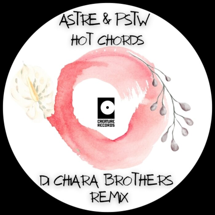 The Chilean Astre and the UK duo PSTW, release Hot Chords on Creature Records label, owned by the Italian Di Chiara Brothers.