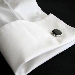How to wear cufflinks on a regular shirt