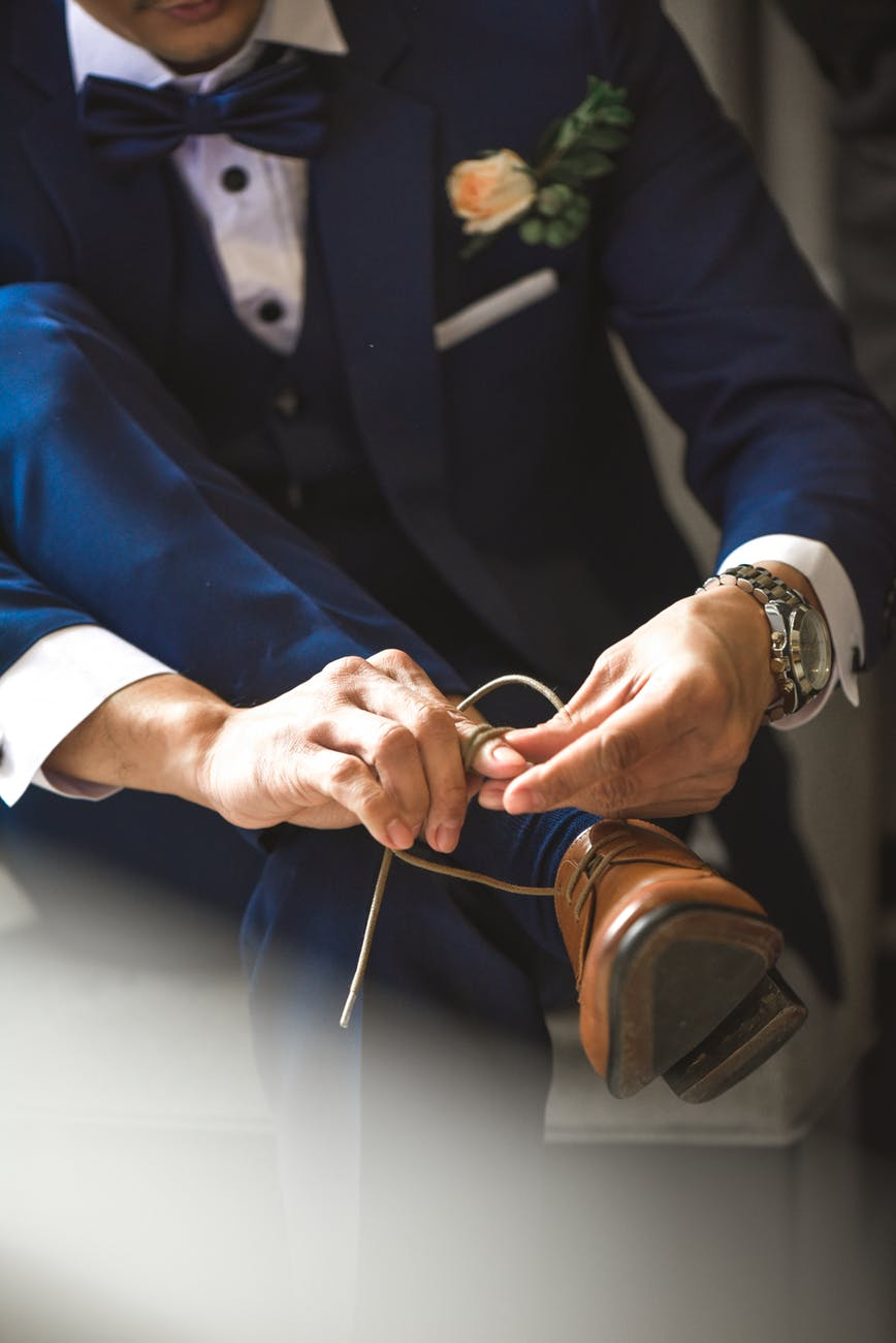 Here Comes The Groom? – Your Guide To Men's Wedding Attire