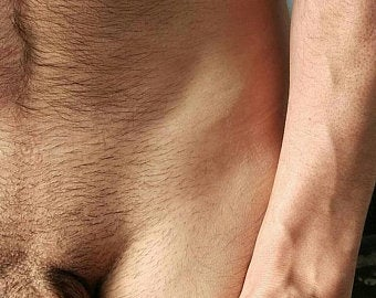How to shave mens pubic hair