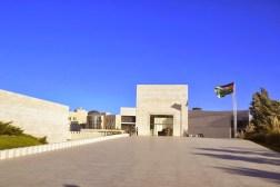 Yasser Arafat's mausoleum, Ramallah