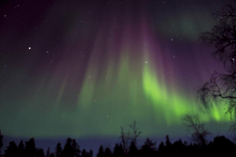 Aurora Borealis Finland