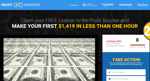 profit booster app review