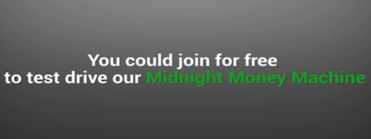 Midnight Money Machine why it deserves to be termed a scam