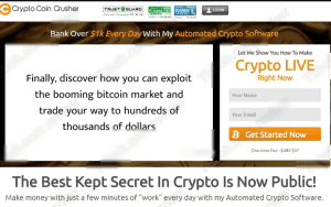 Crypto Coin Crusher review