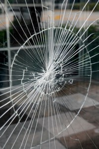 Window glass repairs