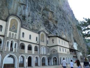 Monastero di Ostrog