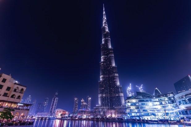 Burj Khalifa orari