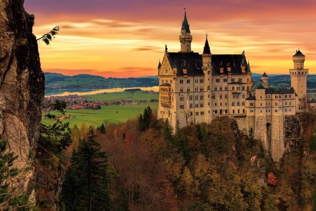 castello di neuschwanstein germania orari