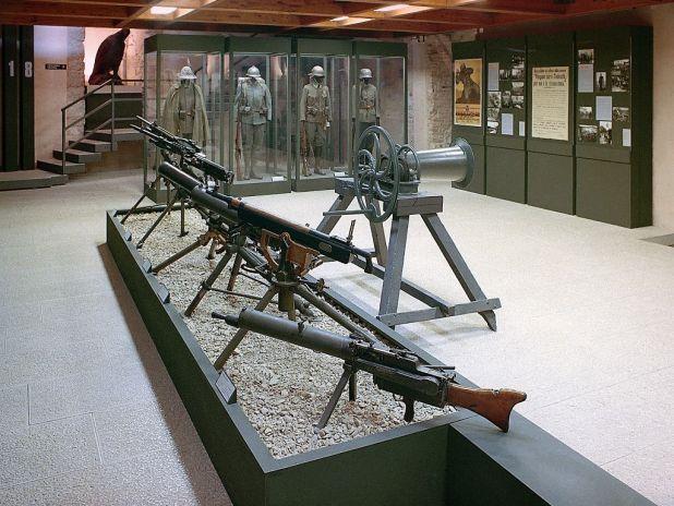 armi prima guerra mondiale