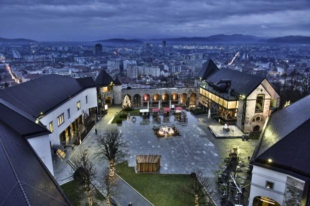 capitale della slovenia