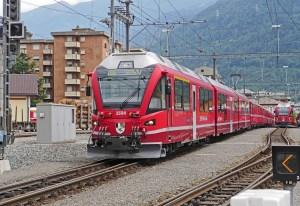 treno bernina