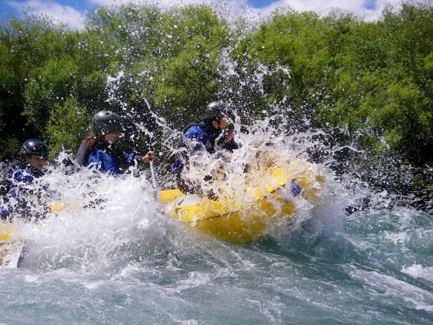 gommone rafting