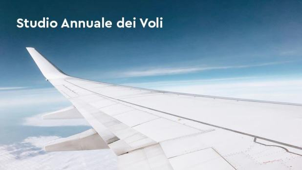studio annuale dei voli