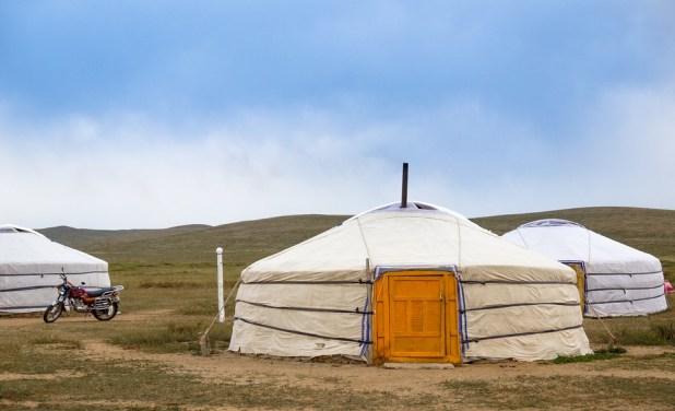 Yurta bagno