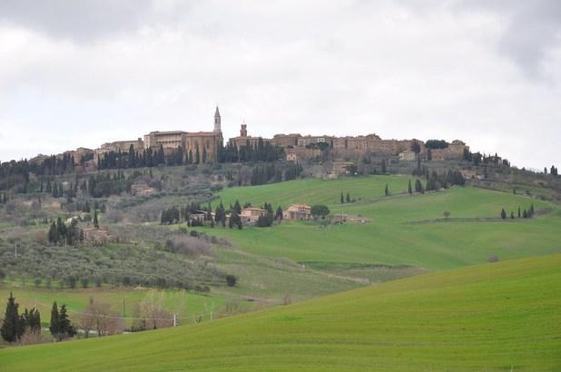 Pienza Siena