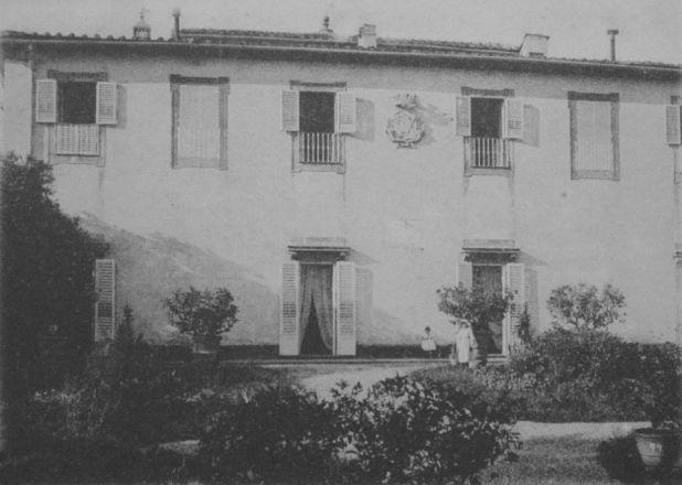 villa viviani settignano
