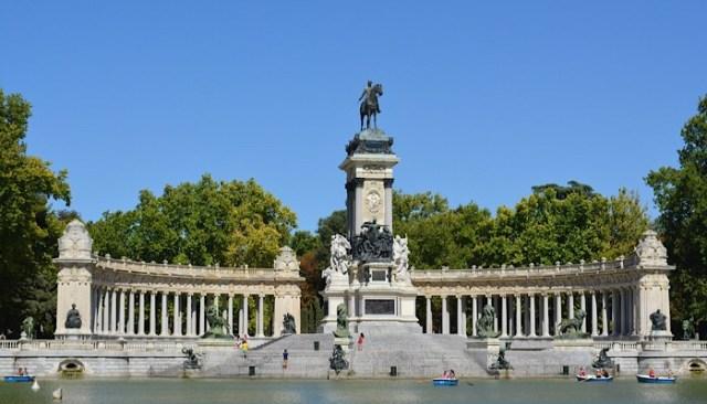 Cosa Vedere a Madrid - Parque del Buen Retiro