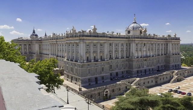 Cosa Vedere a Madrid - Palazzo Reale