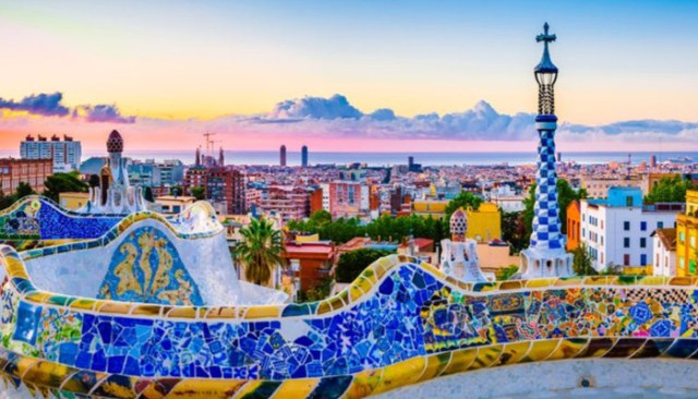Parc Guell_Barcellona