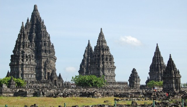 Asia - Tempio di Prambanan, Indonesia