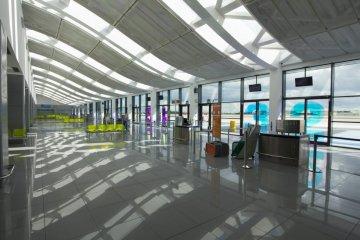 Aeroporto_ Brindisi_ area gates