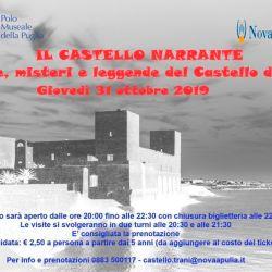Nova_Apulia_Halloween_Trani_Castello