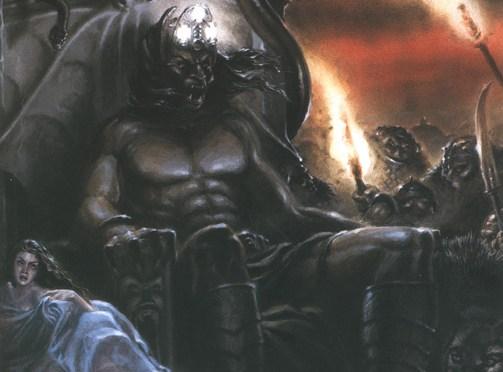 Melkor Morgoth