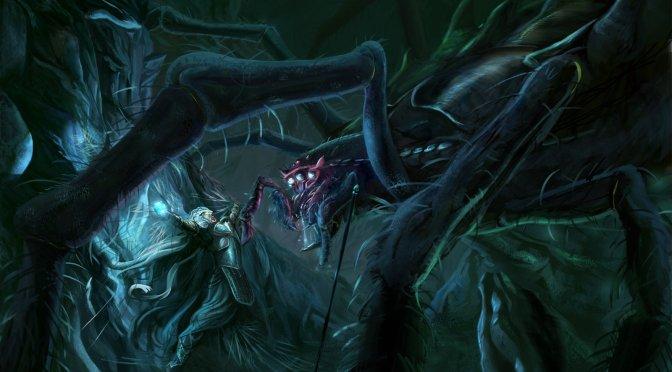 Ungoliant, Dualismo e Livre-Arbítrio nos Mitos de Tolkien