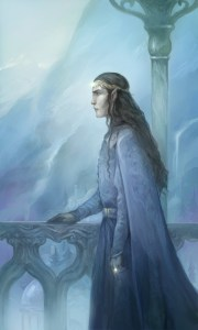 Elrond - por John Howe