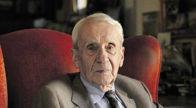Christopher Tolkien renuncia do cargo de  Diretor do Tolkien Estate