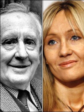 Tolkien contra Rowling