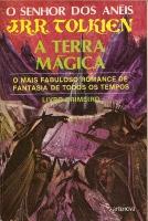 A Terra Mágica, Livro Um de O Senhor dos Anéis, Editora Artenova