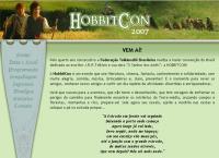IV HobbitCon - Programação Oficial